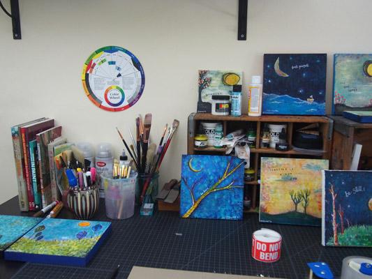 Elizabeth McDonnell studio