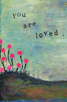 You are Loved - tell your story blog