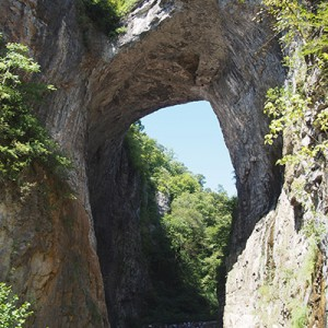 Natural Bridge - Elizabeth McDonnell road trips