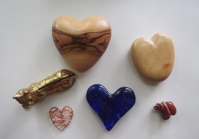 Small tokens - Elizabeth McDonnell gratitude list