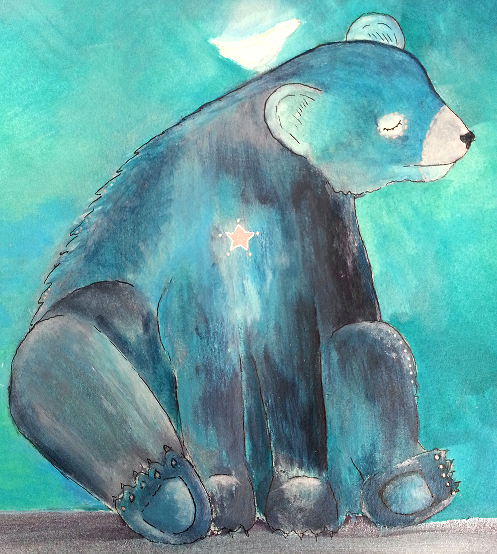 Bear progress