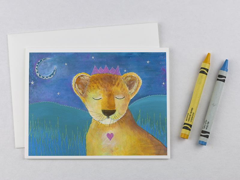 lion-card