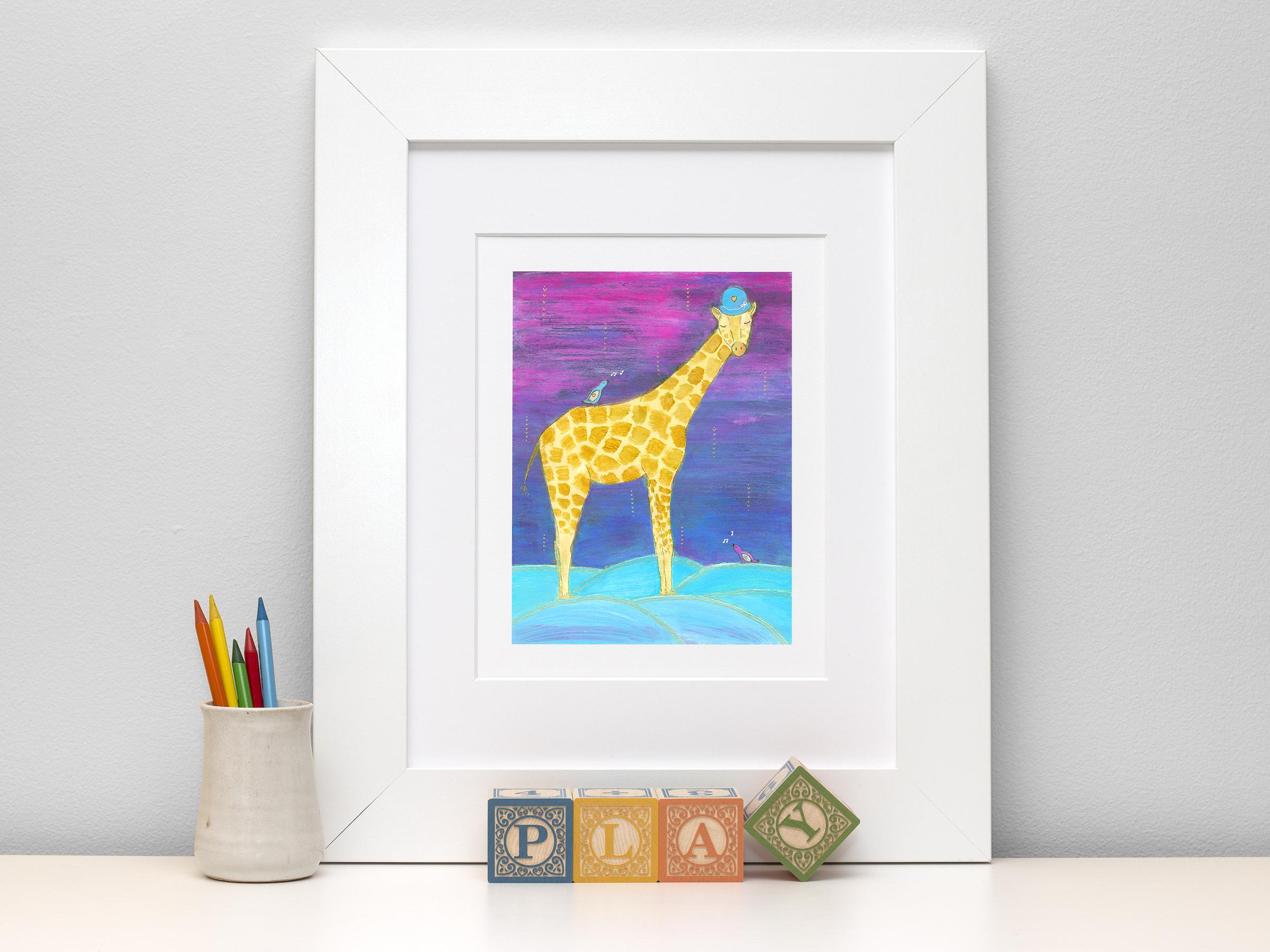 giraffe-scene